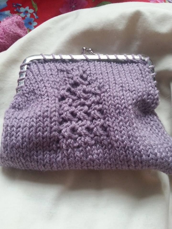 Knitted Purse 10 Knitted Coin Purse Pattern From Knit Today