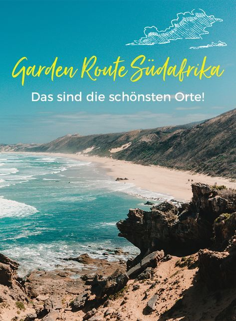Garden Route Südafrika - Highlights #vacationdestinations