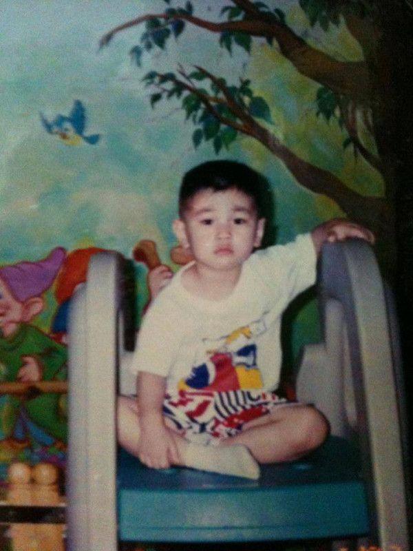 Pin On Korean Idol Baby Childhood Predebut