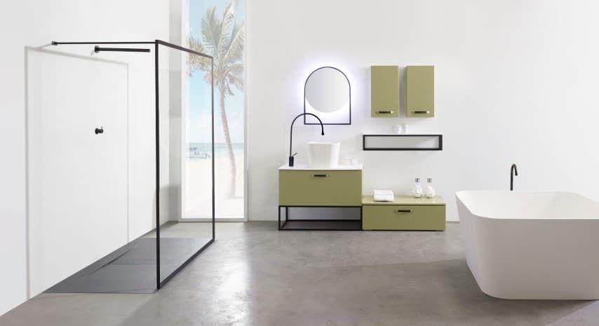 Sani dump badkamer ideeën badkamermeubel badkamer inrichting