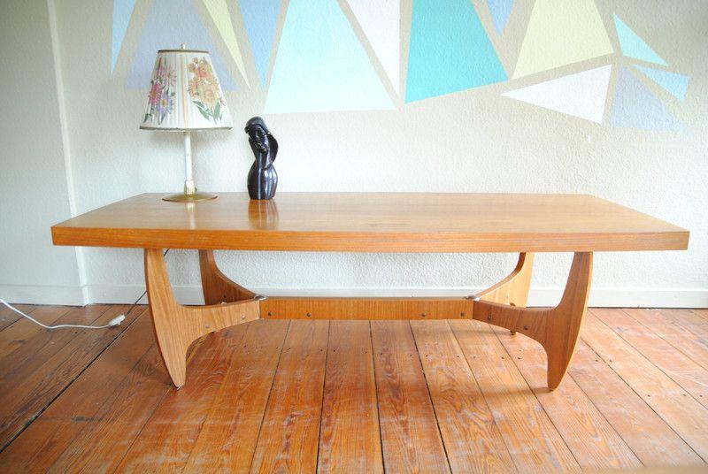 Amazing Tavoli   Couchtisch Skandinavisches Design   Mid Century   Un Prodotto  Unico Di CasaCascino Su DaWanda
