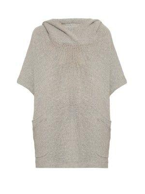 Mesh-knit hooded sweatshirt | James Perse | MATCHESFASHION.COM UK