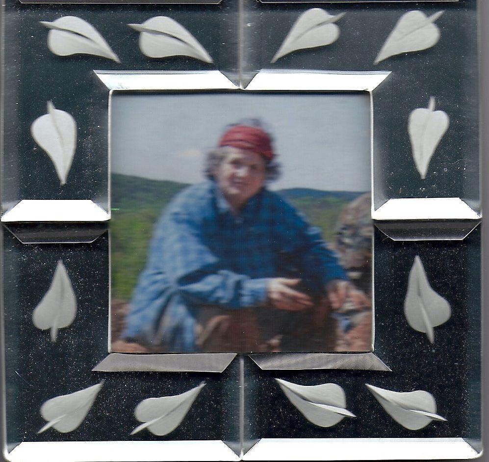'Sage Crow', Crystal Miner in Arkansas...  Cookie :)