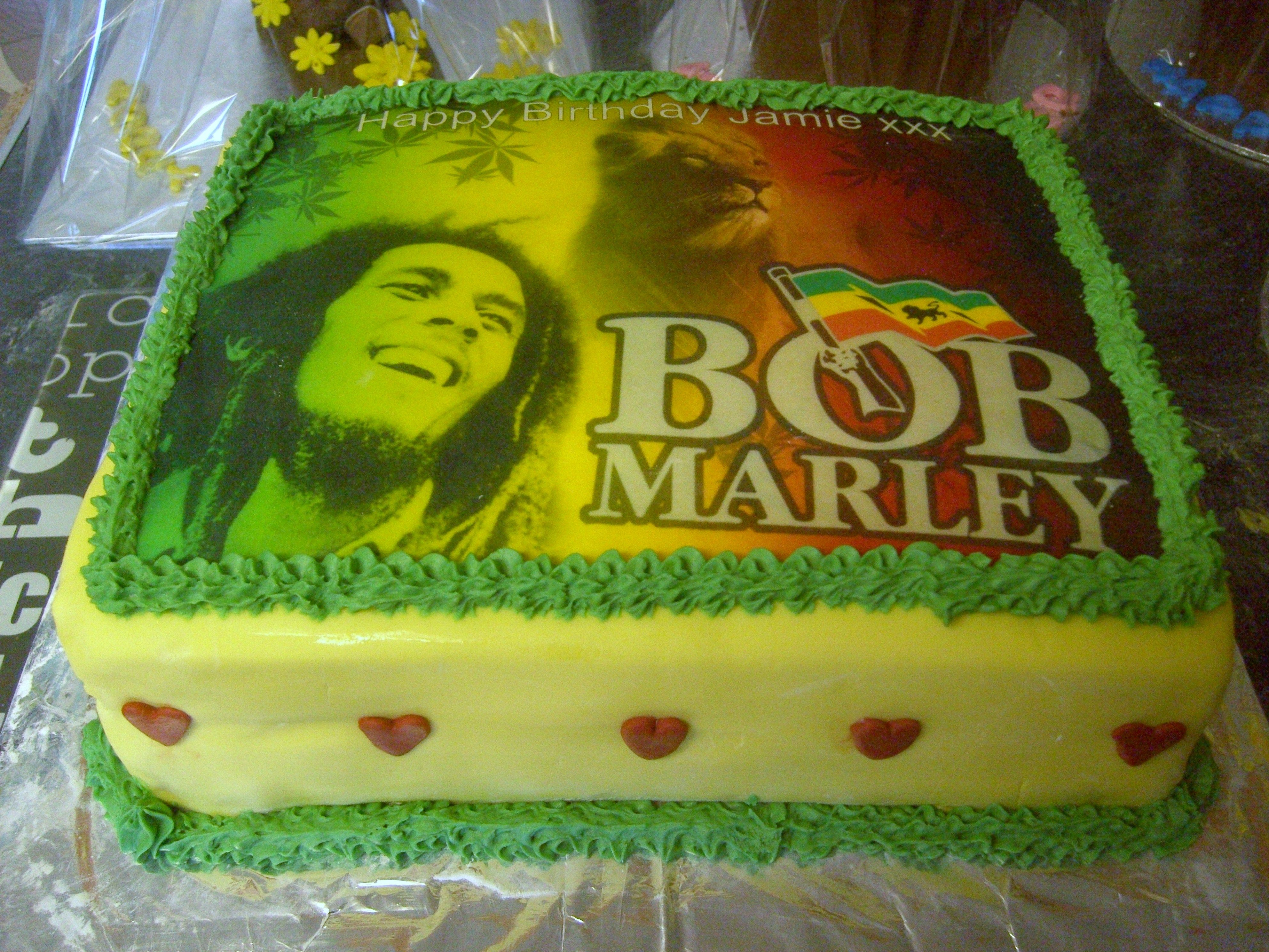 Google themes bob marley - Bob Marley Birthday Cake Made By Https Www Facebook Com