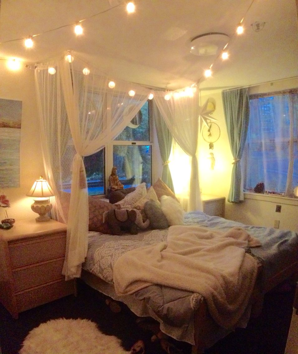 My Dorm Room At Humboldt State University Part 92