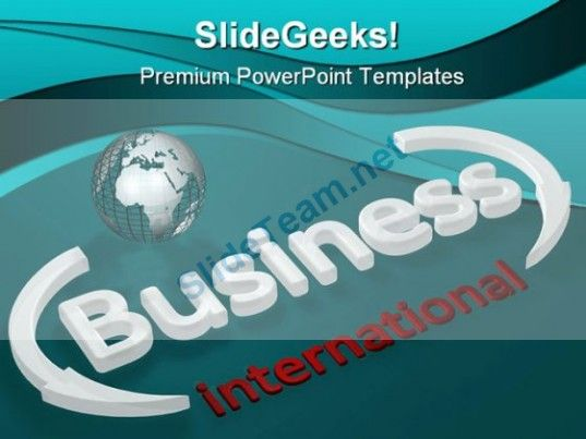 International business powerpoint template 0810 powerpoint check out this amazing template to make your presentations look awesome at toneelgroepblik Choice Image