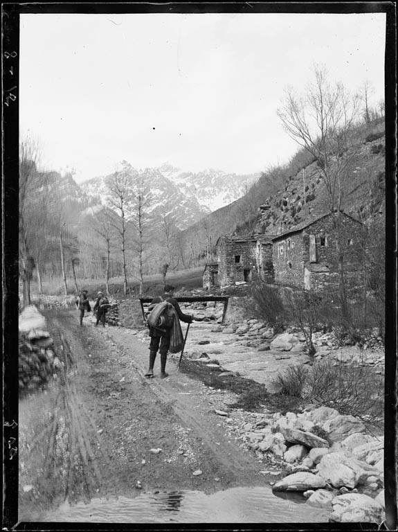 Caralbs .él molí 1909