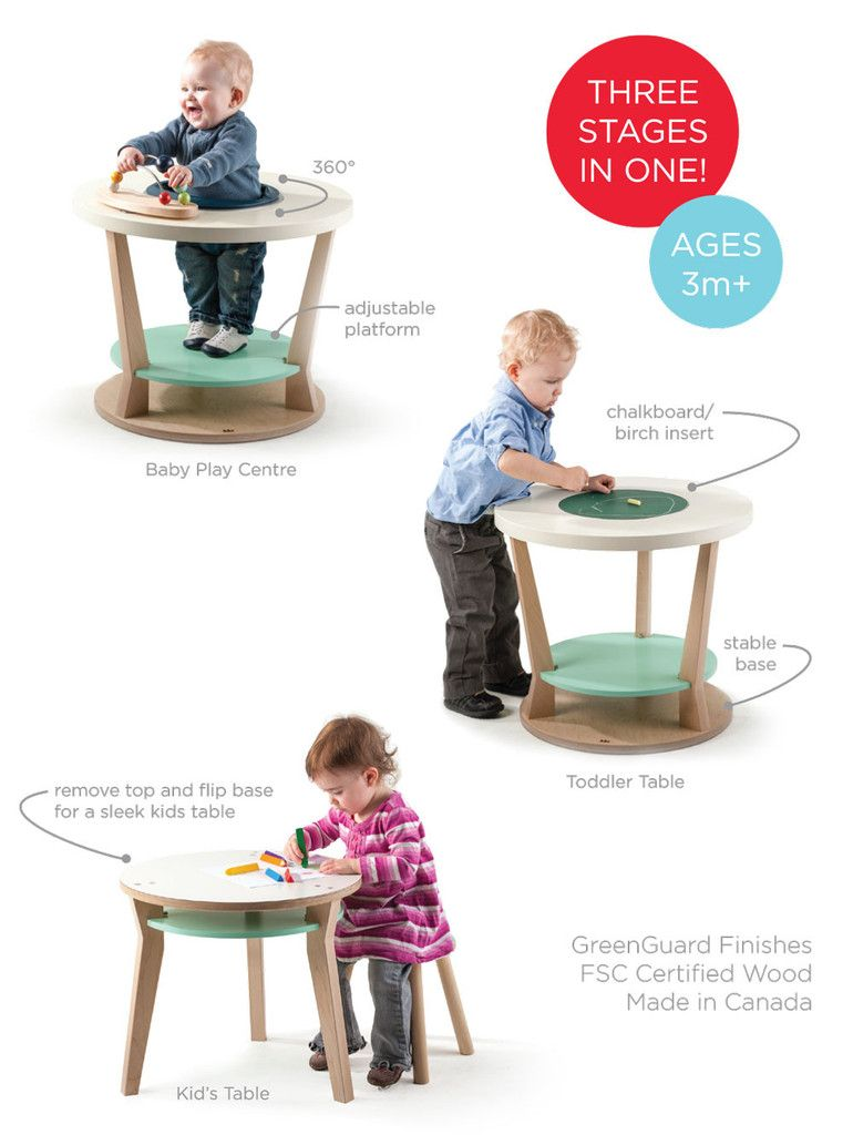 Awesome Bobbin Triple Play Centre In Sea Legs Stuff For Little Theyellowbook Wood Chair Design Ideas Theyellowbookinfo