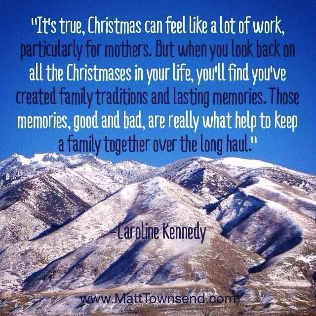 Christmas Quote For Mom
