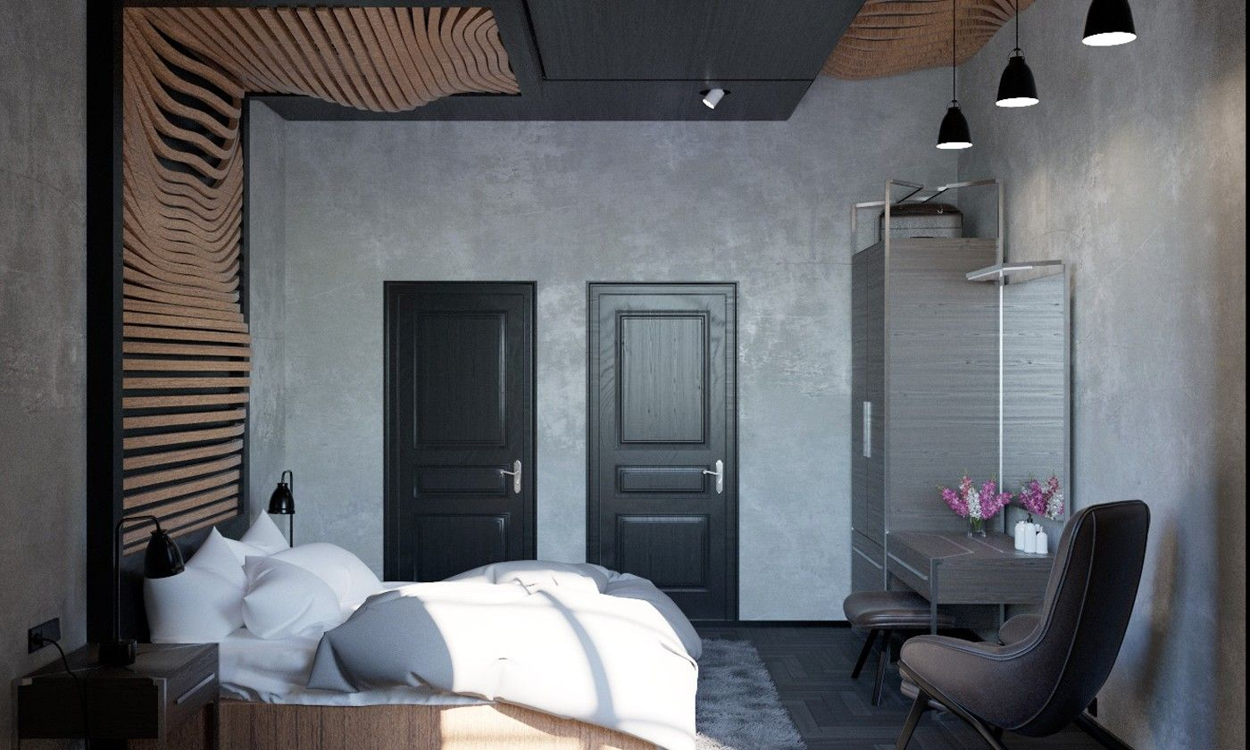 4 room master bedroom design  Your bedroom is your sanctuary Itus in this special space that you