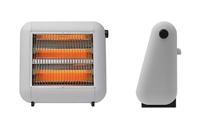 Surprisingly Elegant Space Heaters Remodelista Space Heater Heater Electric Heater