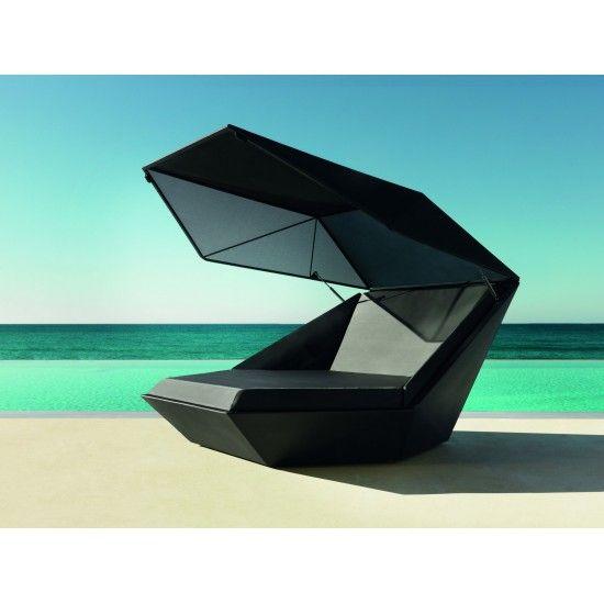 Lit d 39 exterieur faz daybed furniture Mobilier piscine