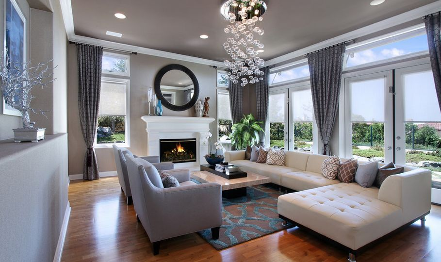 25 Stunning Fireplace Ideas to Steal Contemporary