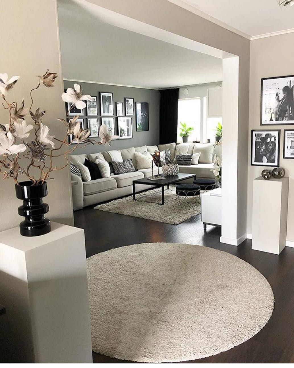 Wirklich schönes Interieur - modern und stilvoll - @interior_by_maria #Wohnkultur #luxuryhomes #Wohn #apartmentsinnice