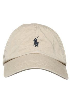 7107a31a3c29 Bonnets, chapeaux   casquettes Polo Ralph Lauren CLASSIC SPORT - Casquette  - beige blue beige  35,00 € chez Zalando (au 03 04 16).