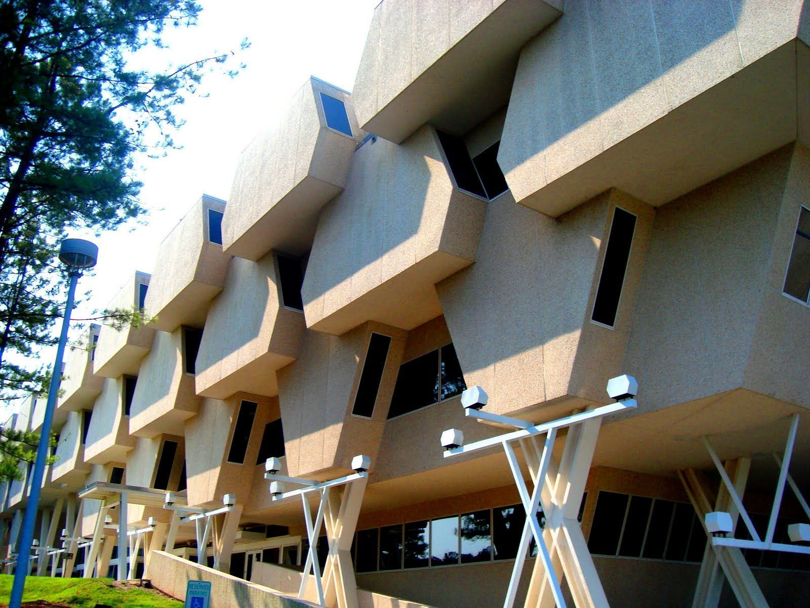 Burroughs Wellcome headquarters | Paul Rudolph | Paul