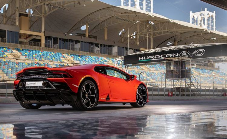 A Closer Look at the 2020 Huracan Evo