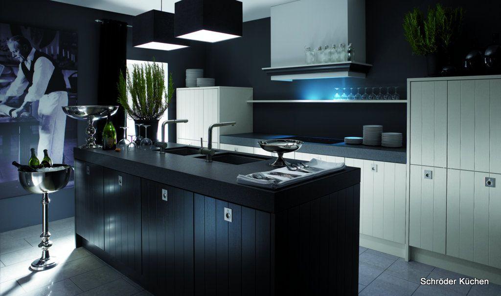 Schröder keuken bij Van Wanrooij keuken- en badkamerspecialisten - küchen design outlet