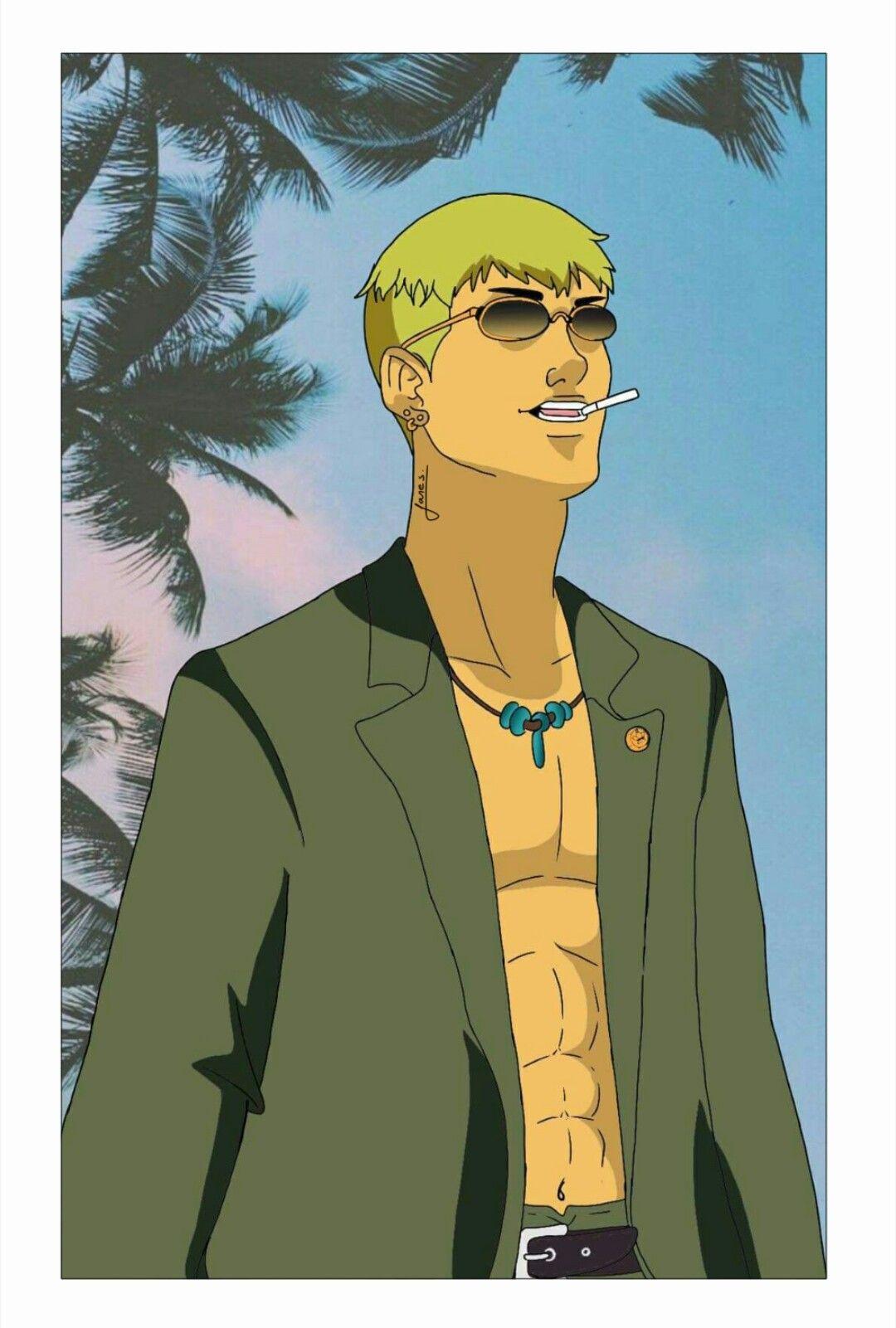 Eikichi Onizuka Manga Art Great Teacher Onizuka Handsome Anime Gto anime iphone wallpaper