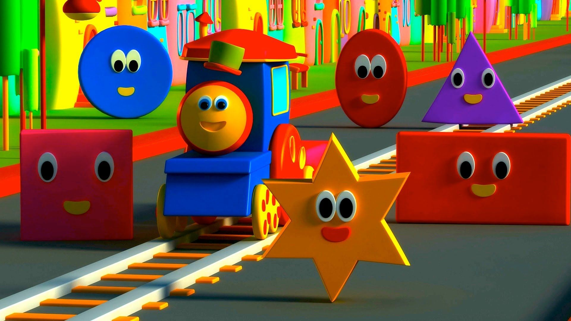Check Out The New Bob The Train Video Here Vid