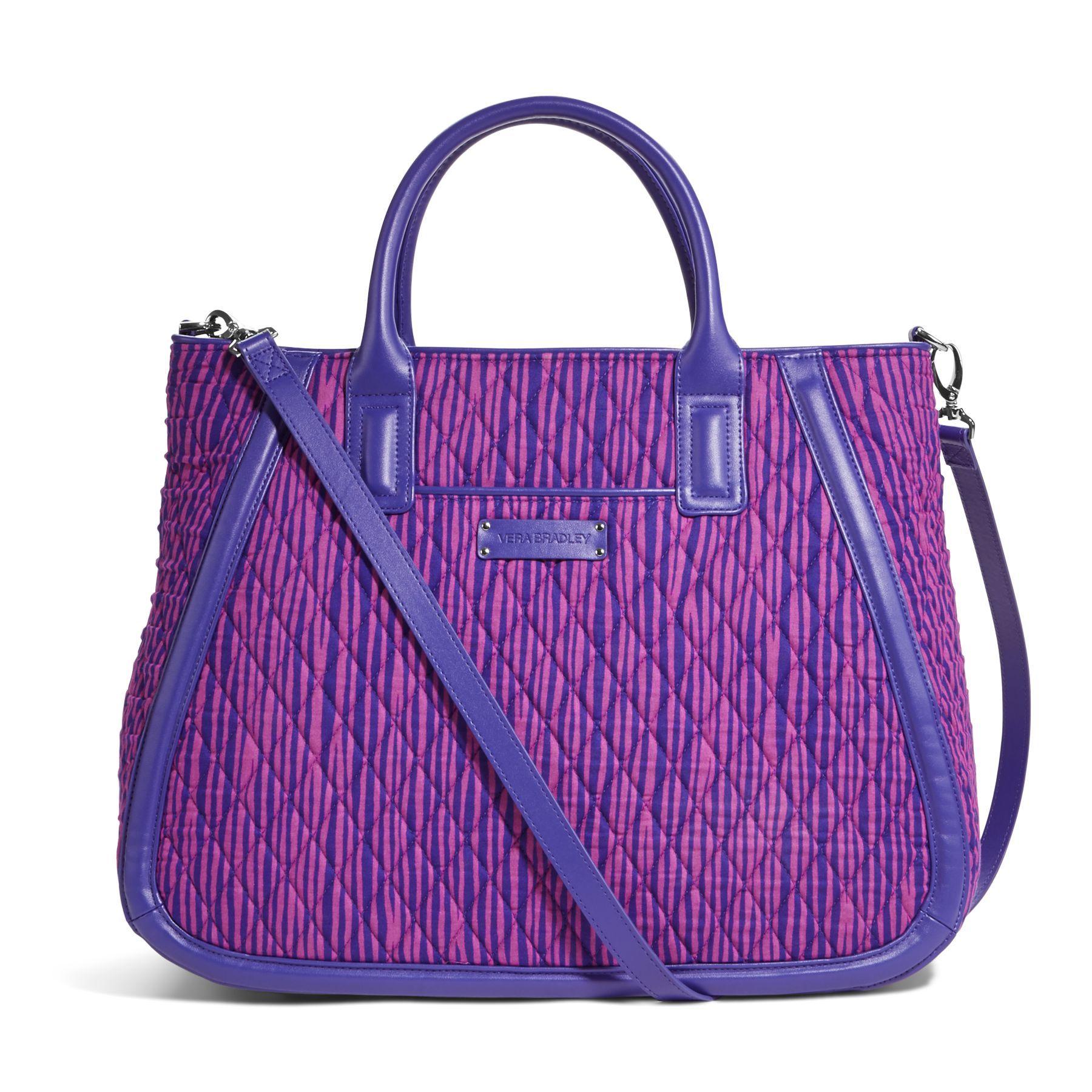 Vera Bradley Tze Tote Bag