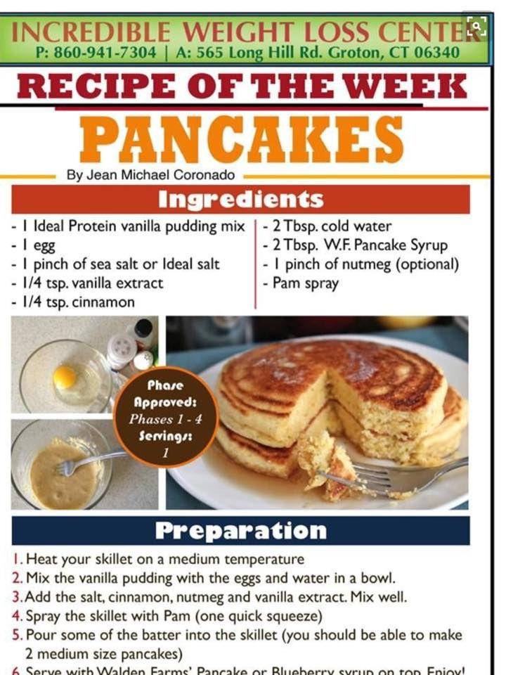 IP pancakes