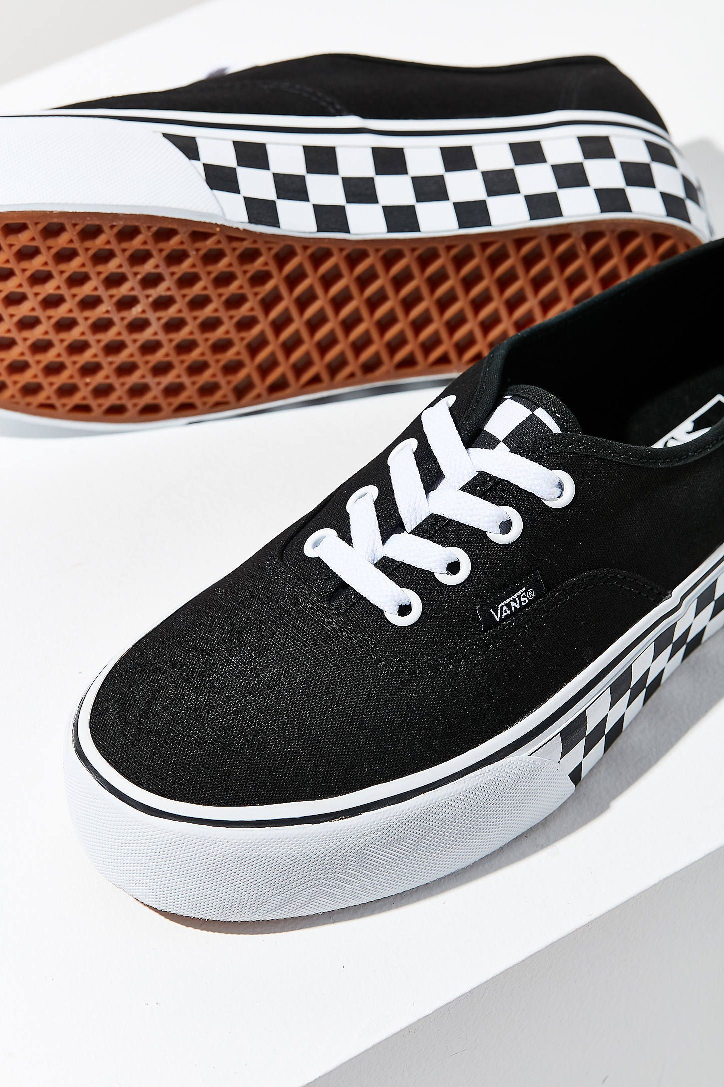 Shop Vans   UO Authentic Platform Sneaker at Urban Outfitters today. We  carry all the latest styles 852c5e340f