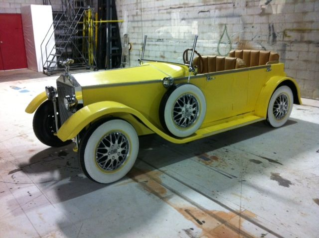 The Great Gatsby | Yellow Rolls Royce: From the Canadian premier of
