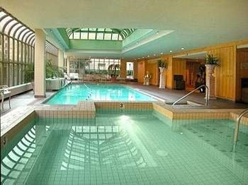 Fairmont Olympic Hotel Seattle Swimming Pool With Images