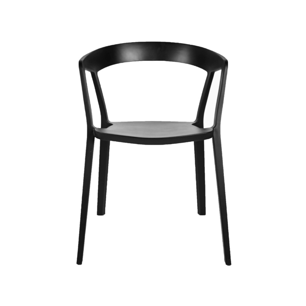 Havelock Chair (Black Corporate event design, Chair