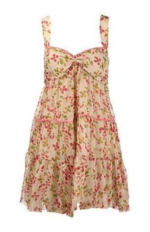 Floral Dress ( Post Courtesy : www.sharewellnewswire.com )