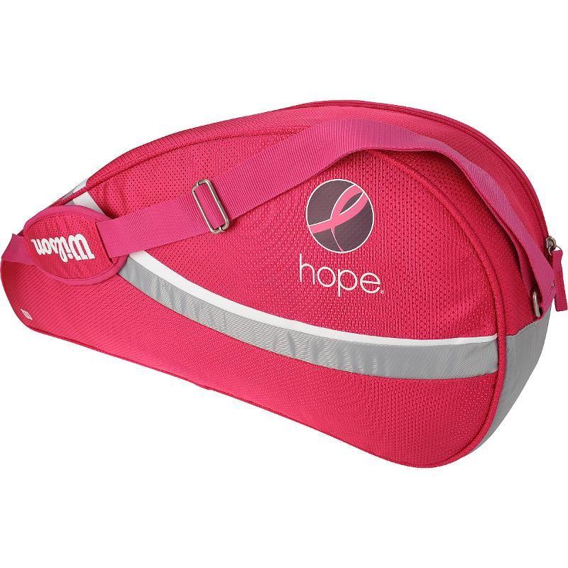 Wilson Hope Tennis Racket Bag Pink