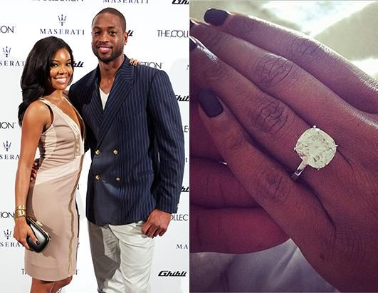 La Toya Jackson Shows Off 17 5 Carat Engagement Ring Engagement Rings Celebrity Engagement Rings Union Rings