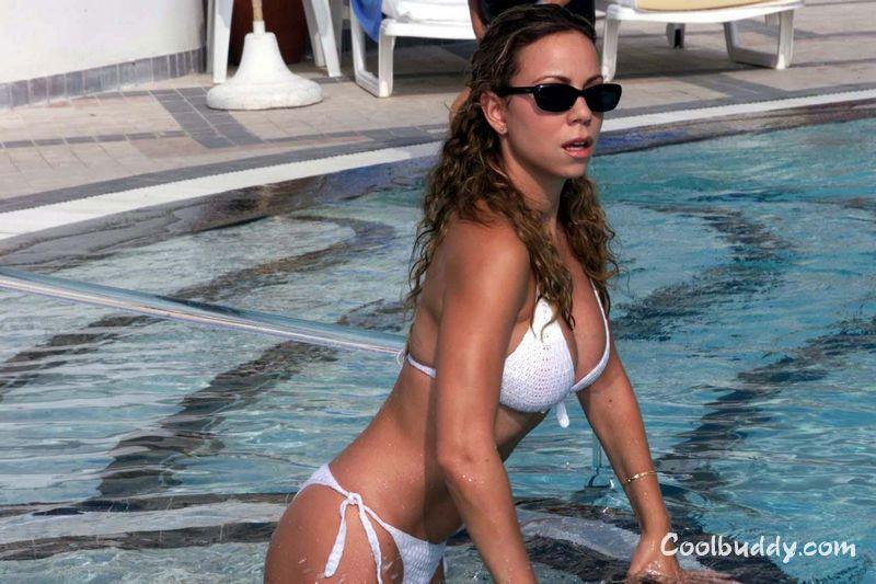 Mariah Carey Bikini Image Mariah Carey Mariah Carey Bikini Bikinis