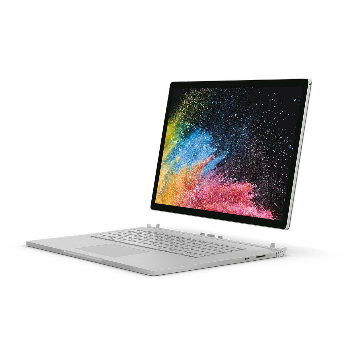 Microsoft Surface Book 2 Intel Core I7 16gb Ram 512gb 15 Microsoft Surface Cores Computadores Gamers