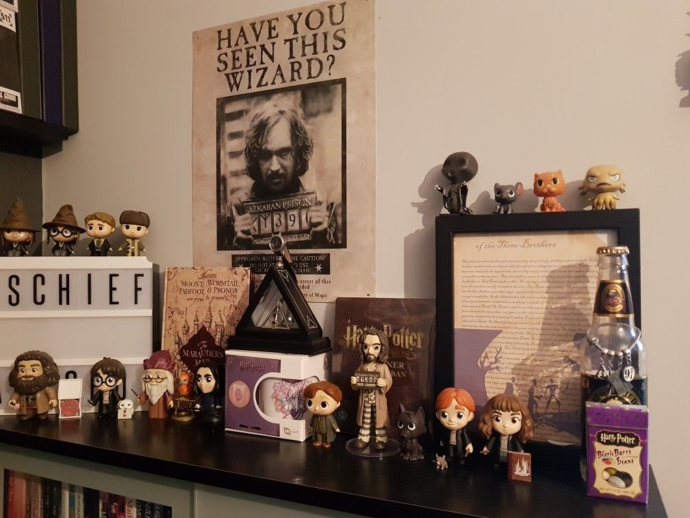 Harry Potter Collection Harry Potter Funko Harry Potter Dolls Harry Potter Display