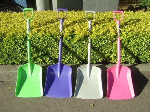 Tubtrugs One Piece Plastic Shovel