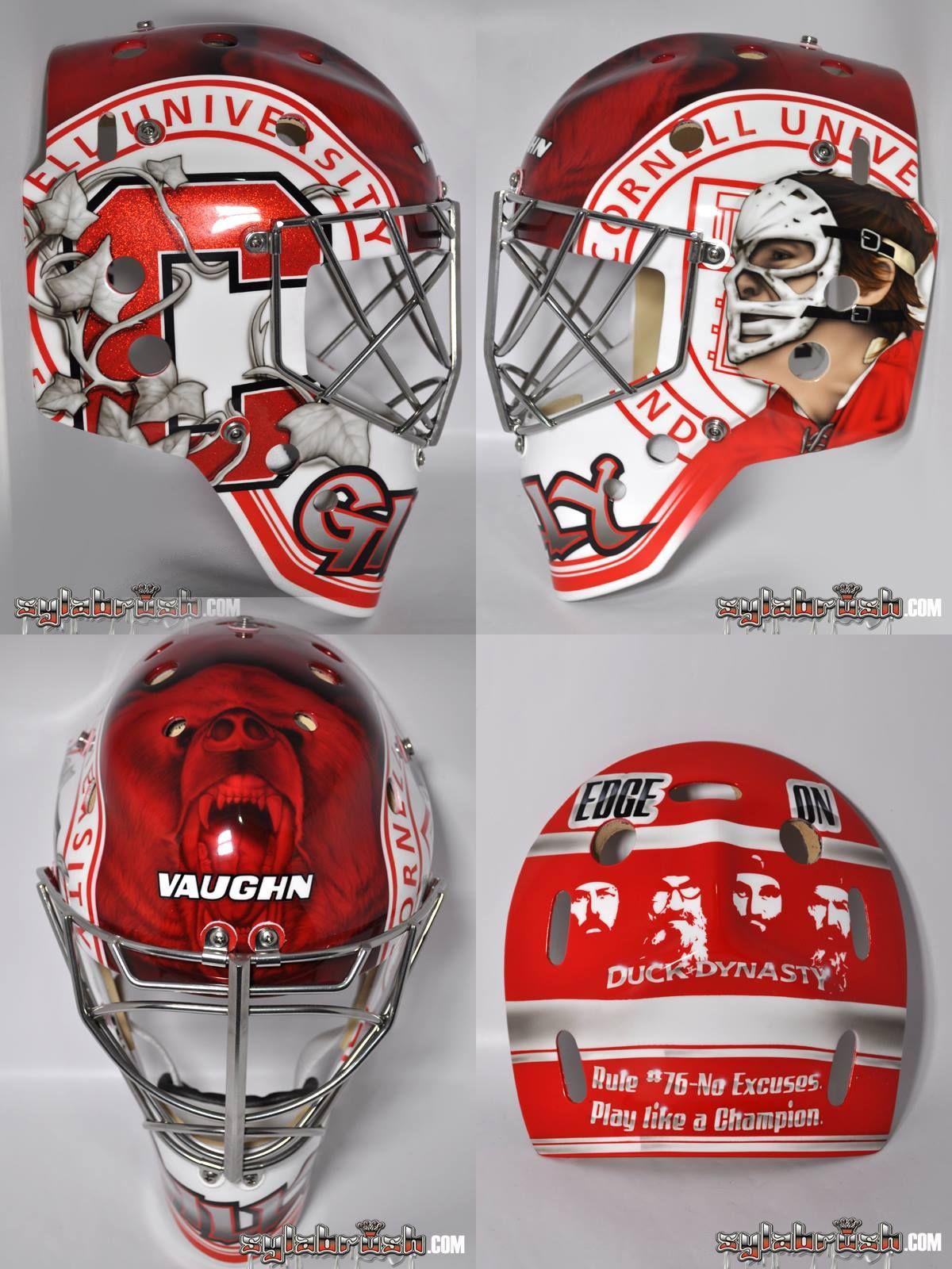 sweet mask Hockey goalie, Goalie mask, Ice hockey
