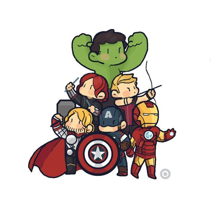 Wallpaper Marvel Avengers Cartoon #Animal #Dark #Iphone #darkiphonewallpaper