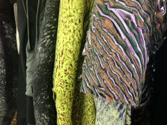 Lepokorpi fw2013 - fabric details