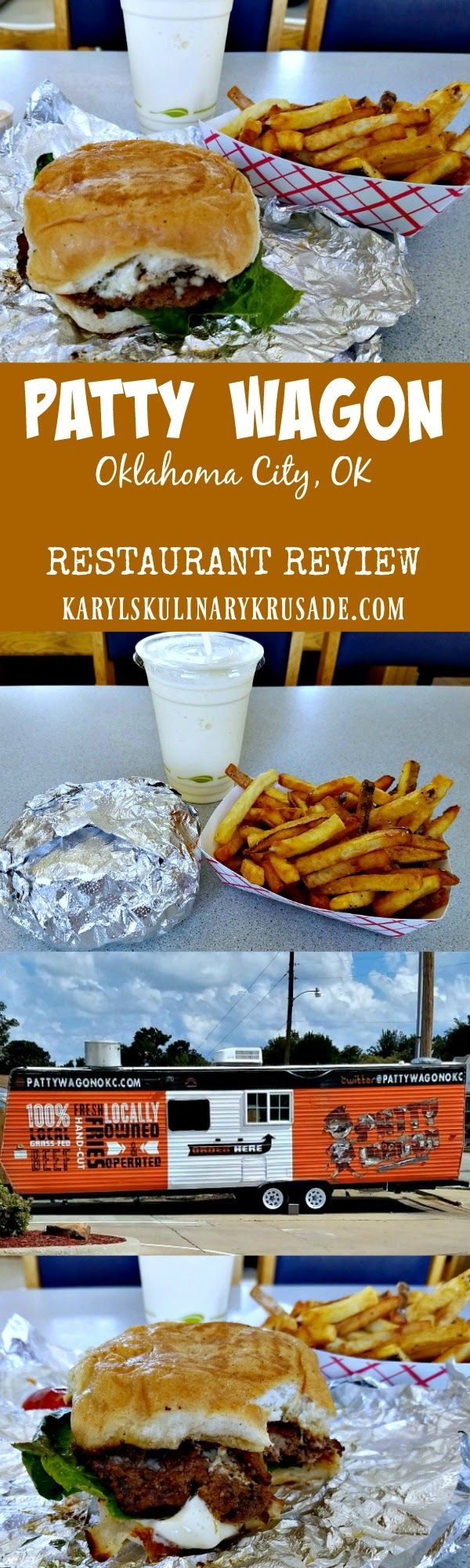 Patty Wagon Restaurant Review by Karyl's Kulinary Krusade