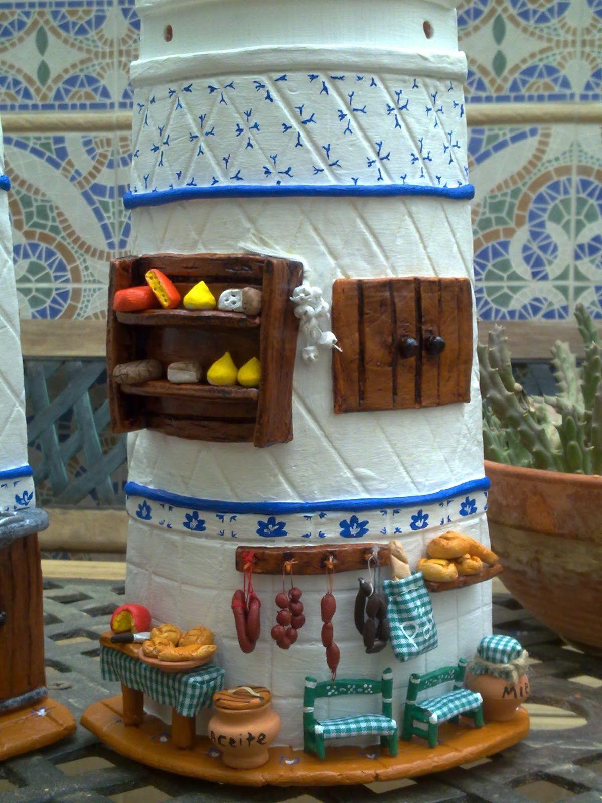 tejas decoradas cocinas Buscar con Google