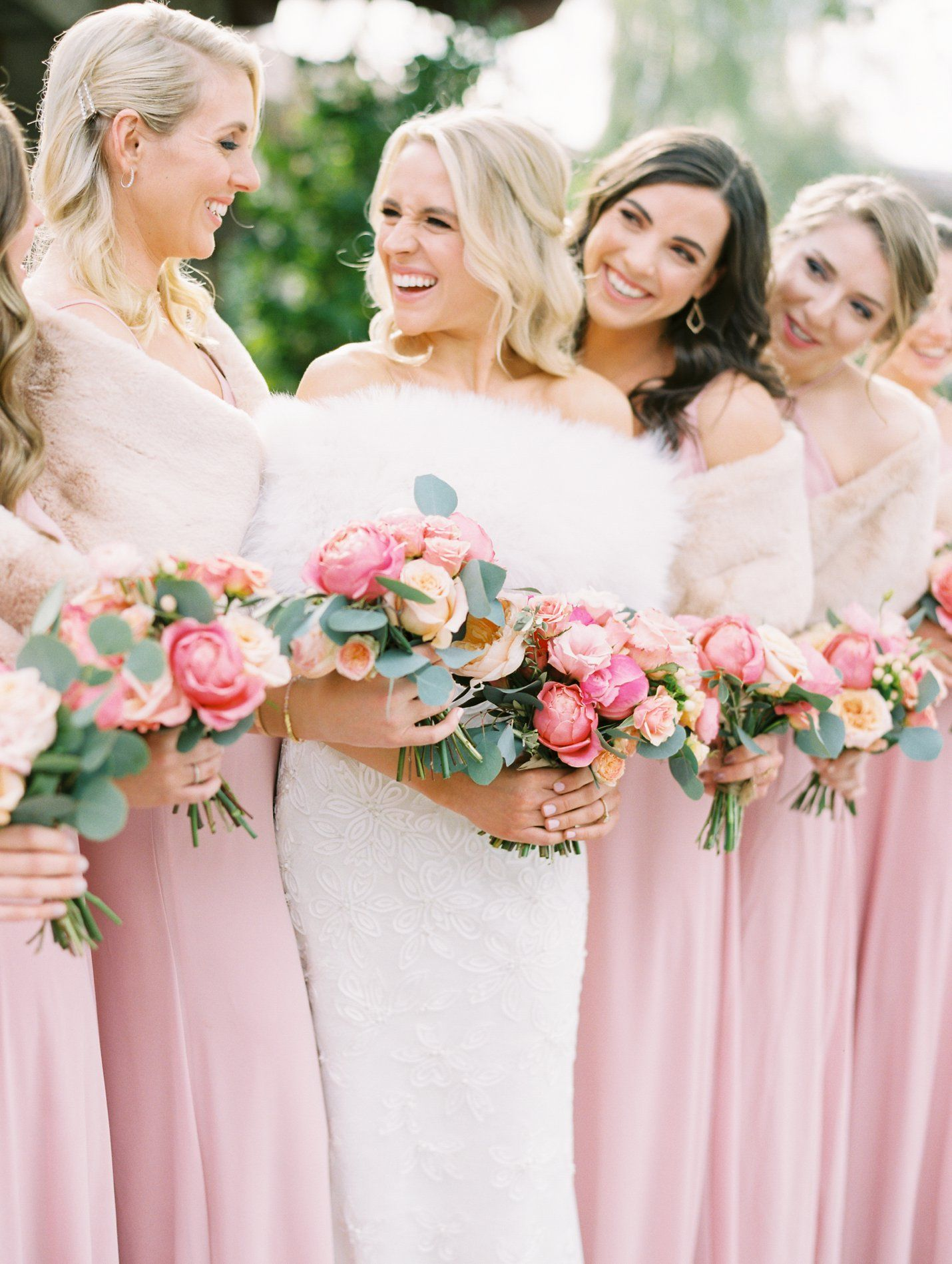 Paradise Valley Country Club Wedding Page Chase Bridesmaid
