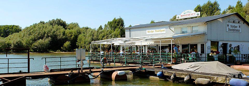 Biergarten Am Rhein Köln