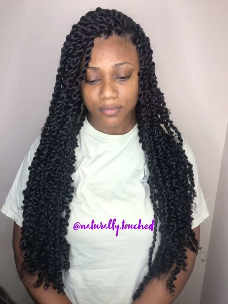 Passion Twists @naturally.touched on IG