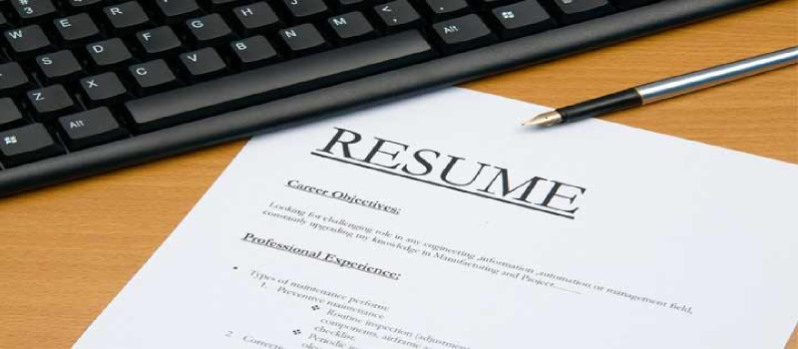 I Will Create an Effective Resume, Cover Letter or