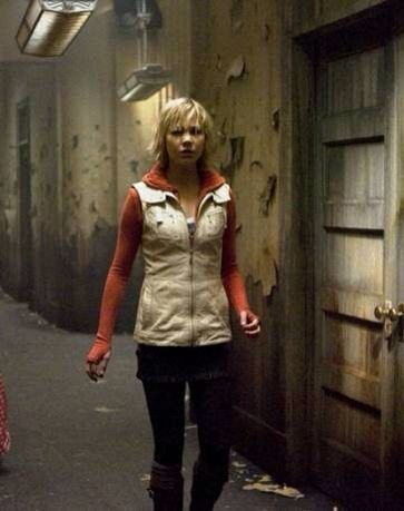 Heather Mason From The Sequel Of The Silent Hill Movie Silent