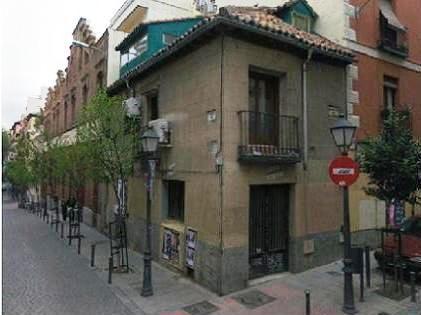 Plaza Del Dos De Mayo Madriz Madrid Spain