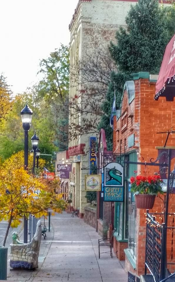 Pictures Of Manitou Springs Colorado