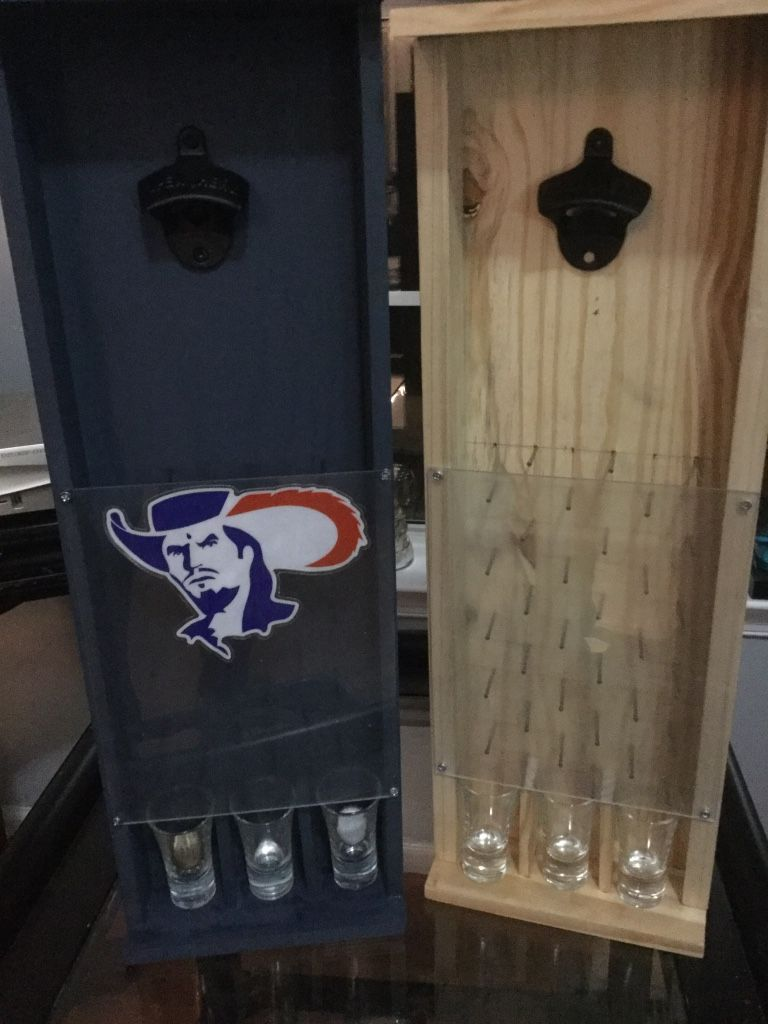 letgo Custom made Drinko Plinko Uva logo in Quinque, VA
